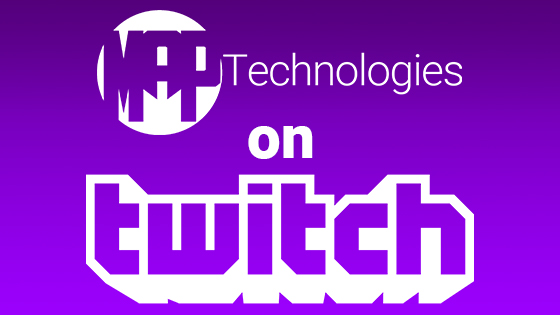 MAP Technologies on Twitch