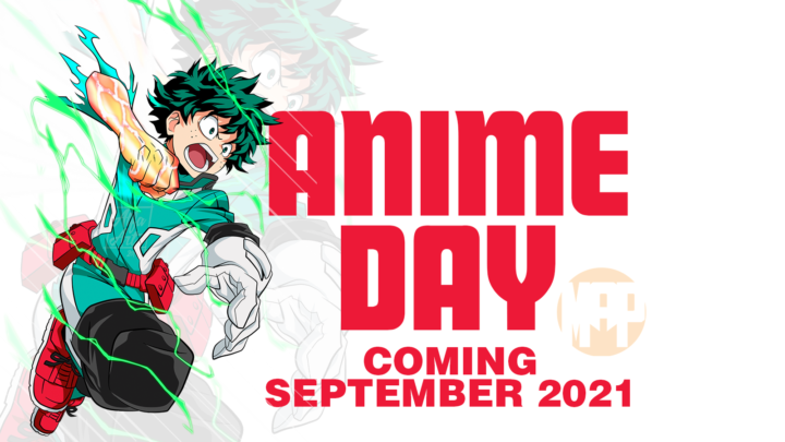 Coming Soon! – Anime Day and Comic Book Day