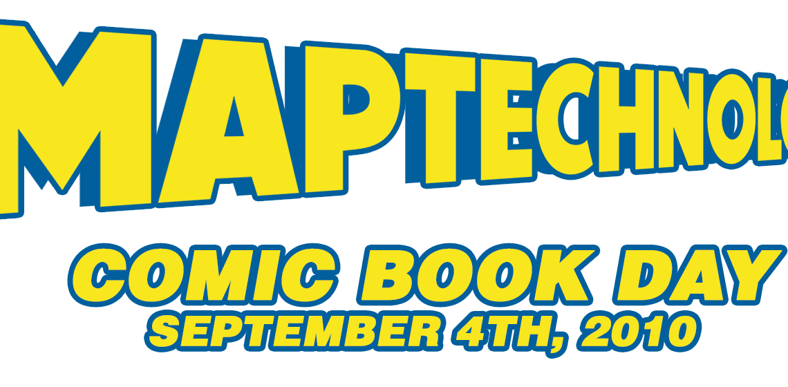 Comic Book Day, September 4th, 2021