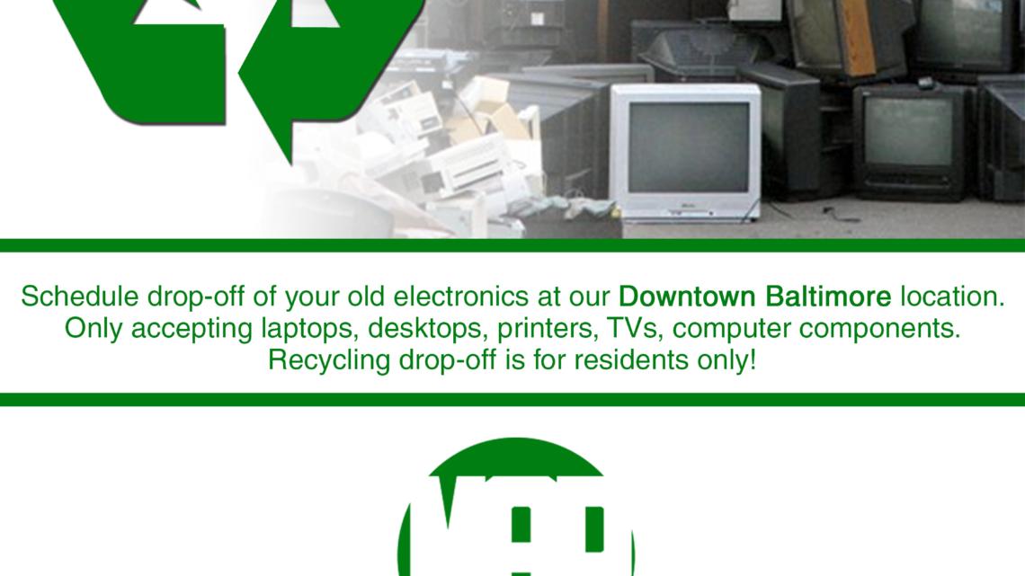 M.A.P. Technologies Electronics Recycling