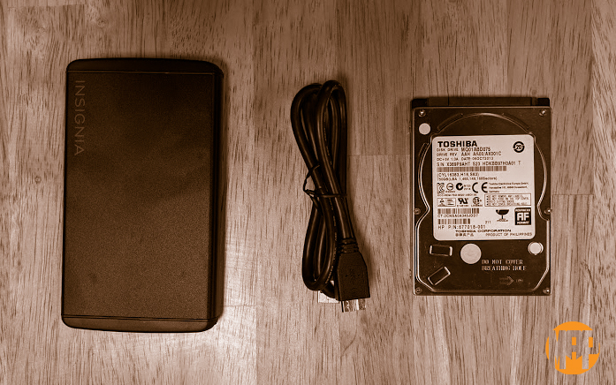 Think Twice Before Throwing Your Old Laptop Hard Drive Away